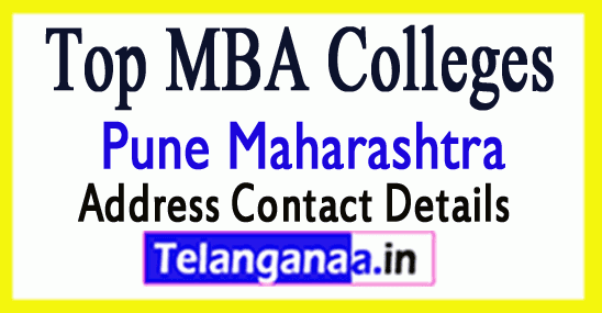 Top MBA Colleges in Pune Maharashtra