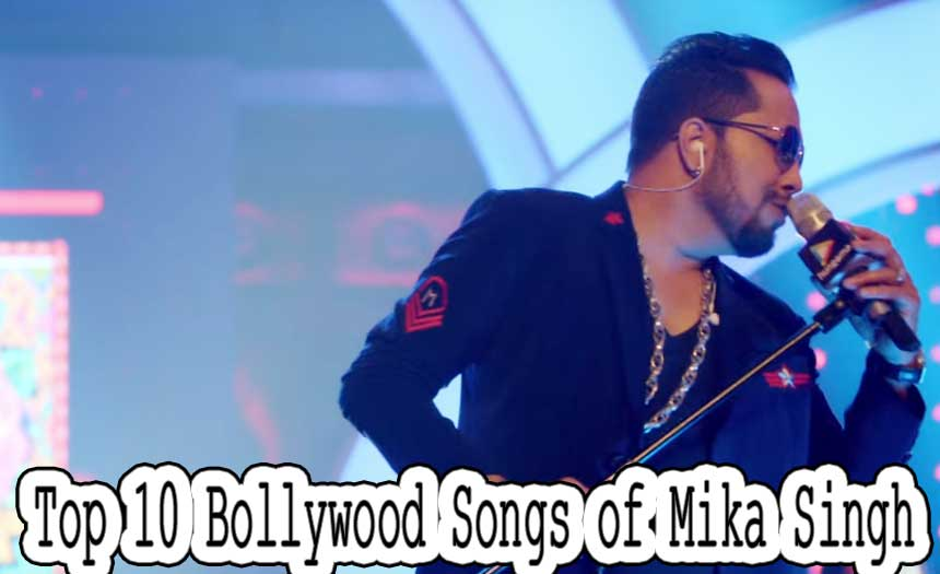 Top 10 Most Popular Bollywood Singers of 2017 - Mika Singh