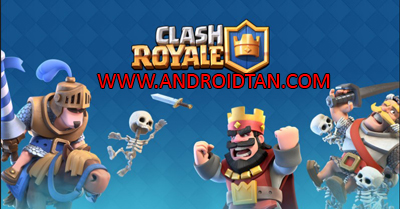 Clash Royale Mod Apk v1.9.2 Unlimited Gems Coins Terbaru 2017