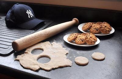 Baseball Bat Rollingpins