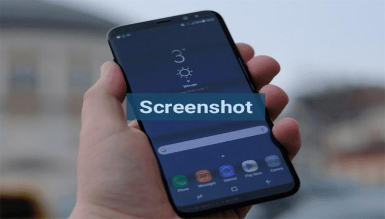 Cara Screenshot di Semua HP Samsung