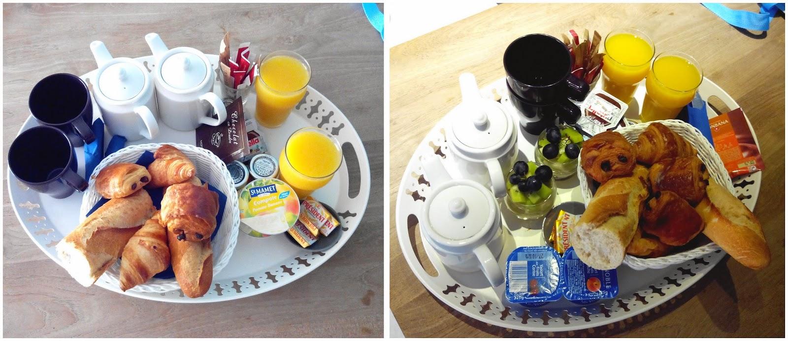 petit déjeuner, thalacap, cap d'agde, bullelodie