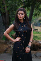 Actress Yamini Bhaskar in a Tight Black Sleeveless Dress ~  Exclusive 36.JPG