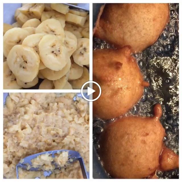 sweet kwisine, cuisine antillaise, beignets de banane, guadeloupe, martinique, carnaval, mardi gras, antilles, caraibes