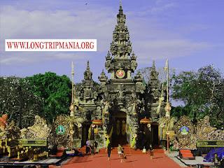 Tempat Wisata Taman Werdhi Budaya (Art Center) Denpasar Bali