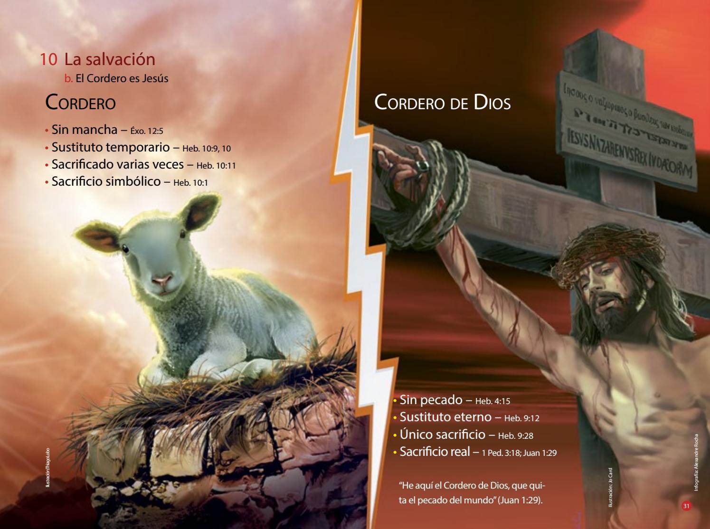 Estudio Bíblico Illustrado | 10 La Salvación | Biblia+ en Imágenes ...