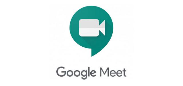 تطبيق google meet تغلب على برنامج زووم