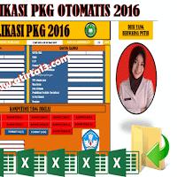 Download Aplikasi PKG Otomatis 2016 Format Excel