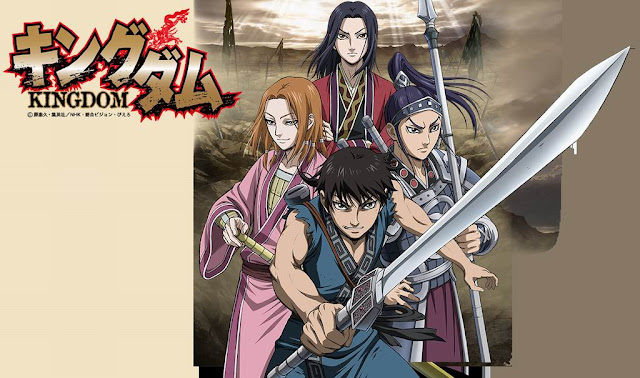 Download Kingdom 2nd Season Subtitle Indonesia