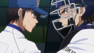 Diamond no Ace: Act II Episodio 48
