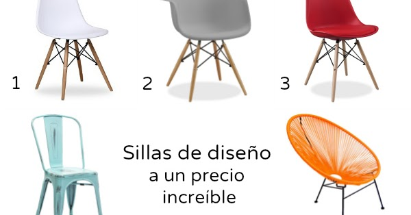 Blog f de fifi manualidades imprimibles y decoraci n for Sillas diseno baratas