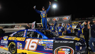 "The K&N West 'NAPA 500 Challenge"" Produces Two Different Winners"