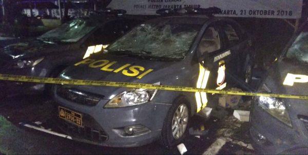 Jadi Korban Penyerangan, Kapolsek Ciracas Dirawat di RS Polri