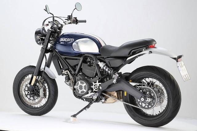 Racing Caf U00e8  Ducati Scrambler 800 By Lsl