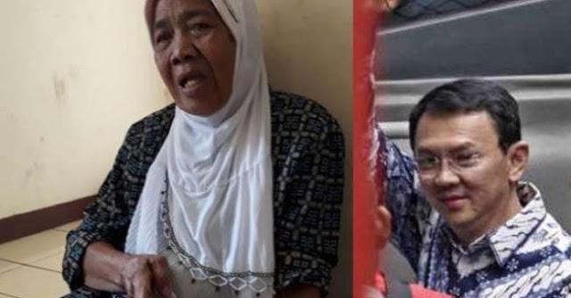 Simak..!! Di Dalam Penjara, Ahok Kirim Utusan Bantu Nenek Sebatang Kara