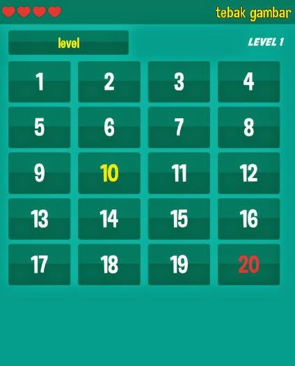 Kunci Jawaban Tebak Gambar Android Level 1 + Gambar