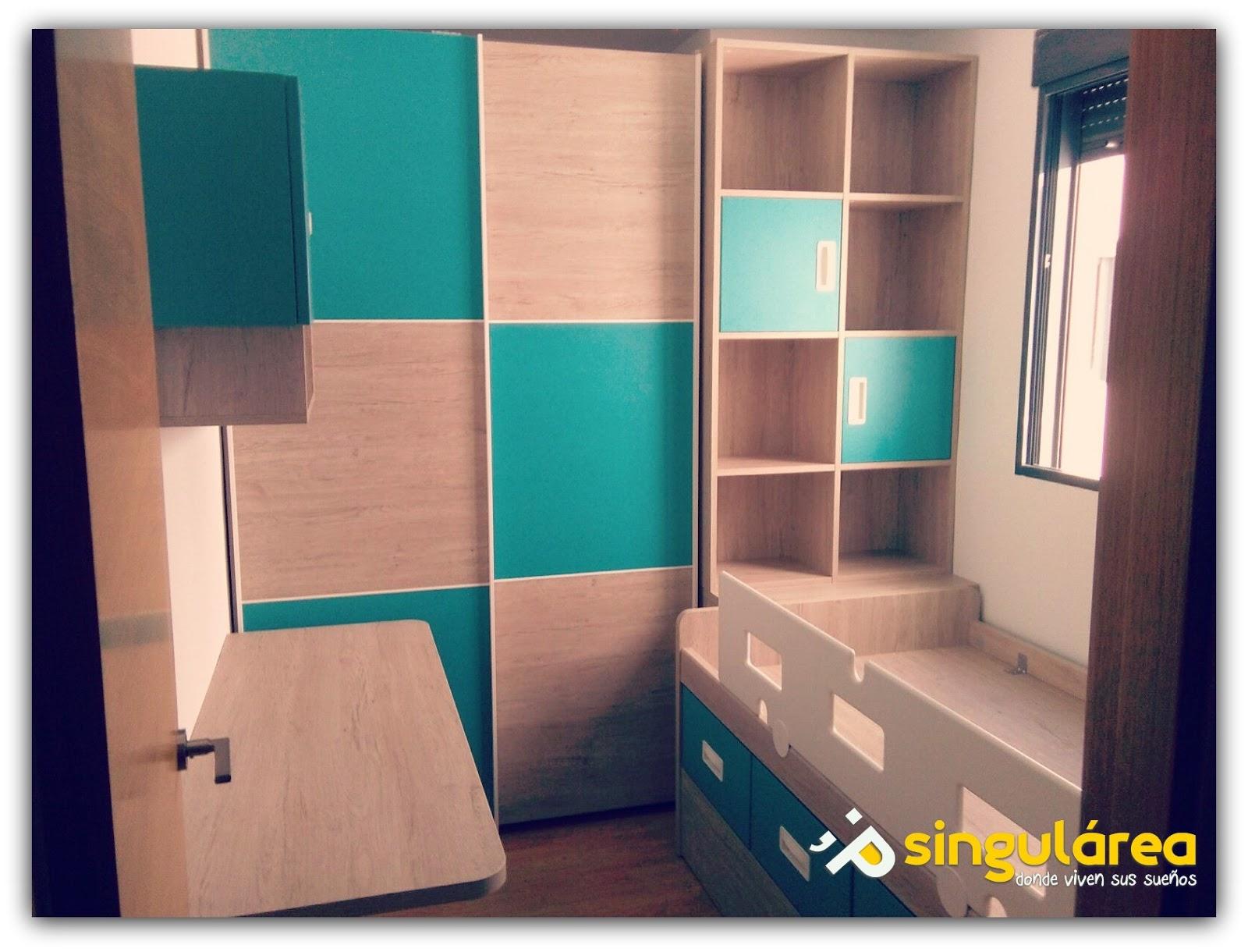 Blog Dormitorios Juveniles Valencia C Mo Aprovechar Al M Ximo Un  # Muebles Sagunto