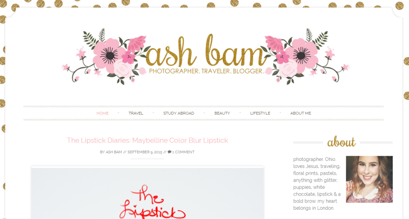 ashbam bbloggers bbloggersca blog of the month