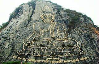 Laser Budha | Paket Tour Murah ke Thailand 2013