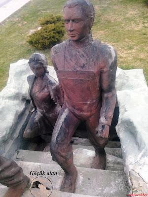 1 Mayıs Emek Anıtı