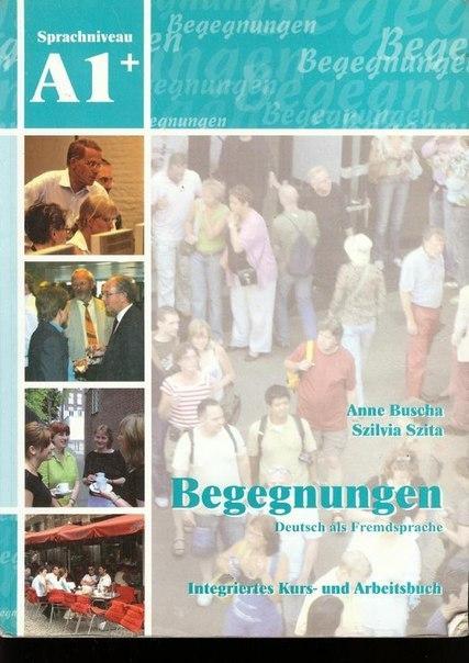 كتاب a1 لتعلم اللغة الالمانية