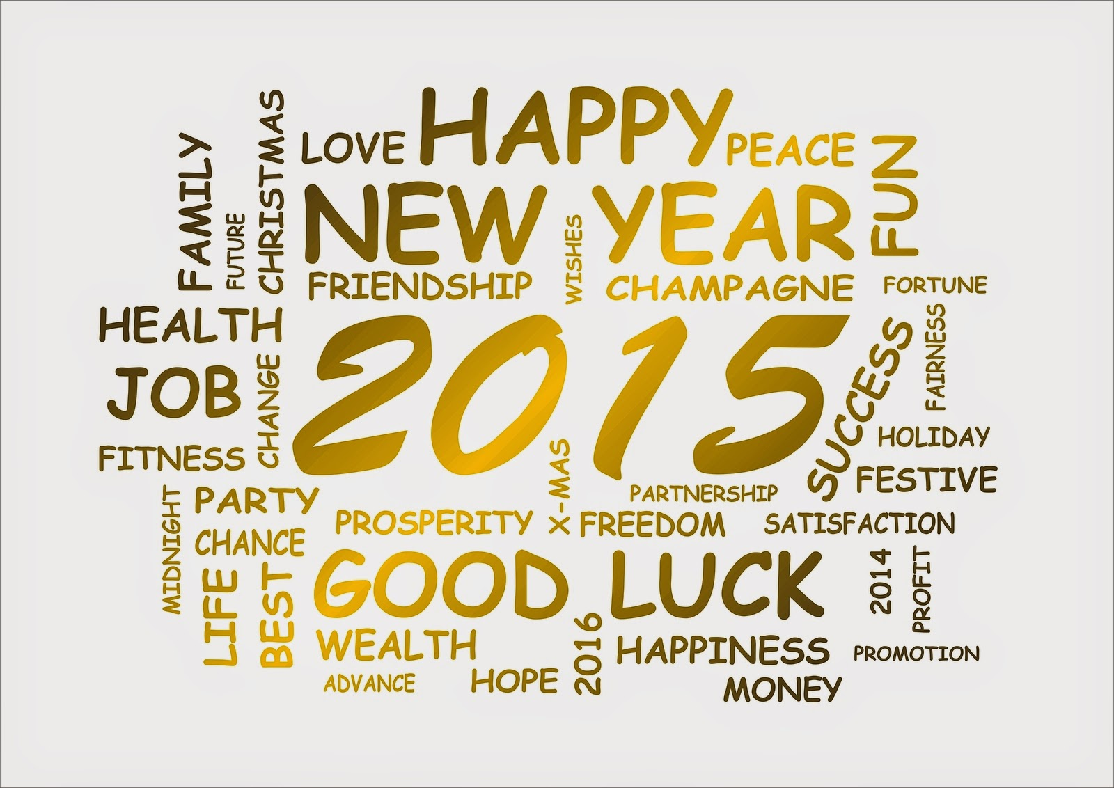 Happy New Year 2015 From All Of Us At Nigeria World News
