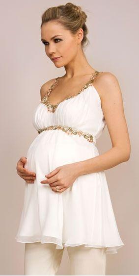 831ff1782 MuyAmeno.com  Vestidos de Novia Civil Embarazada