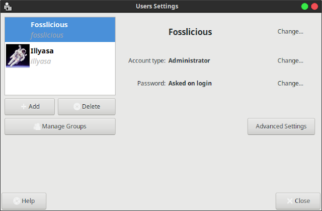 How to Restore User & Groups Missing on Ubuntu?
