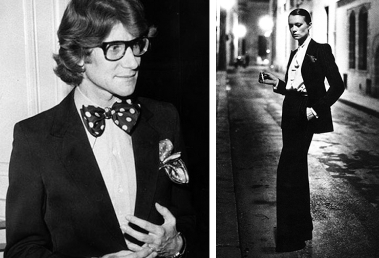 woman_suit_Yves_Saint_Laurent