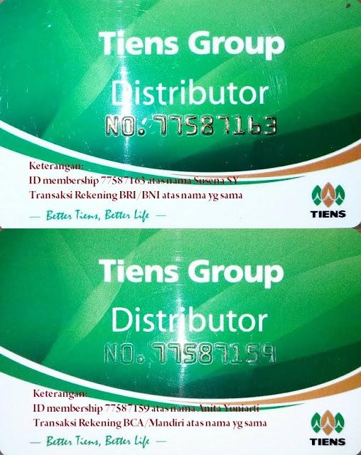ID Membership Distributor Resmi Peninggi Badan