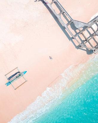 Pulau Pisang Pesisir Barat