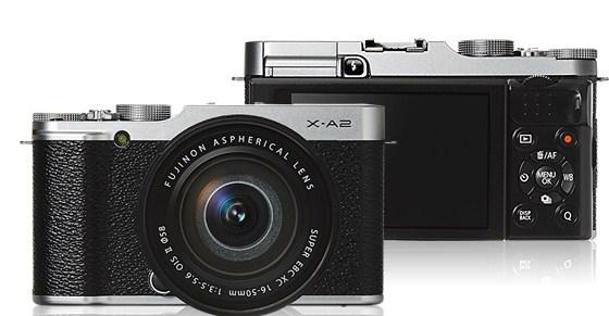 Kamera Mirorrles Fujifilm