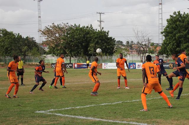 Herlyn Cuica anota gol que le da un triunfo a Delfines del Este