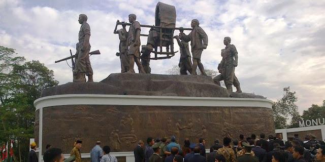 Monumen Perjuangan Mempertahankan NKRI