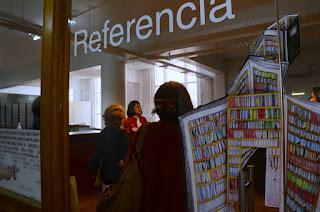 Biblioteca Nacional. Referencia y Consulta. Montevideo. Uruguay.