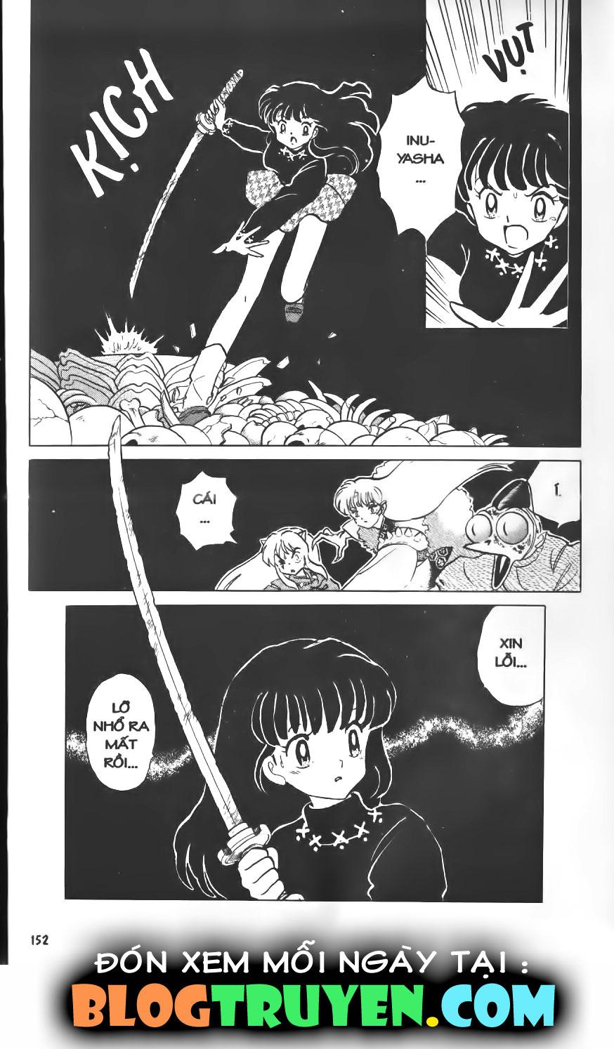 Inuyasha vol 02.8 trang 18
