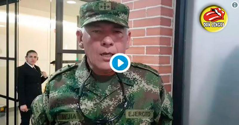Coronel del Ejército colombiano envía mensaje de respaldo a María Corina Machado