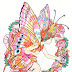 Kolorowe księżniczki z kolorowanki dla dzieci- cd./Colouring book Princesses