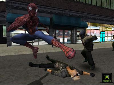 蜘蛛人2(SpiderMan 2),經典改編動作ACT!
