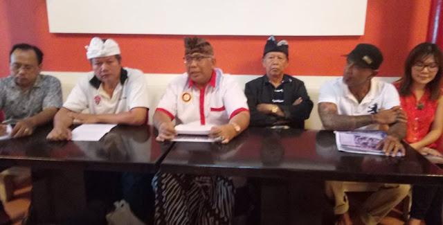 Aliansi Organisasi Krama Hindu Bali Rekomendasikan 5 Calon DPD RI dari Bali