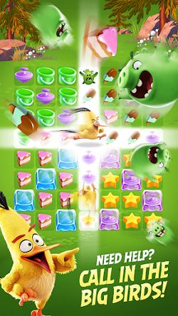 pada kesempatan kali ini admin akan membagikan sebuah game mod apk terbaru yang bergenre  Angry Birds Match v1.3.1 Mod Apk (Unlimited Lives+Coins)