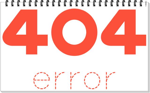 5 Langkah Cara Memperbaiki Crawl Error Page Not Found 404