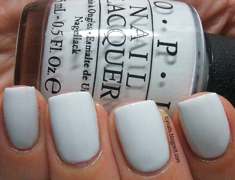 OPI My Boyfriend Scales Walls: Review and Photographs ...