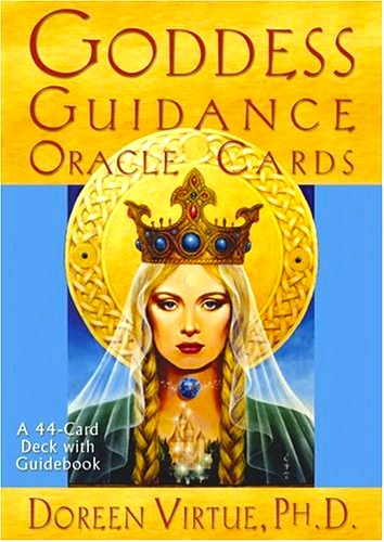 Kitchen Witch Blog: Goddess Guidance Oracle Cards