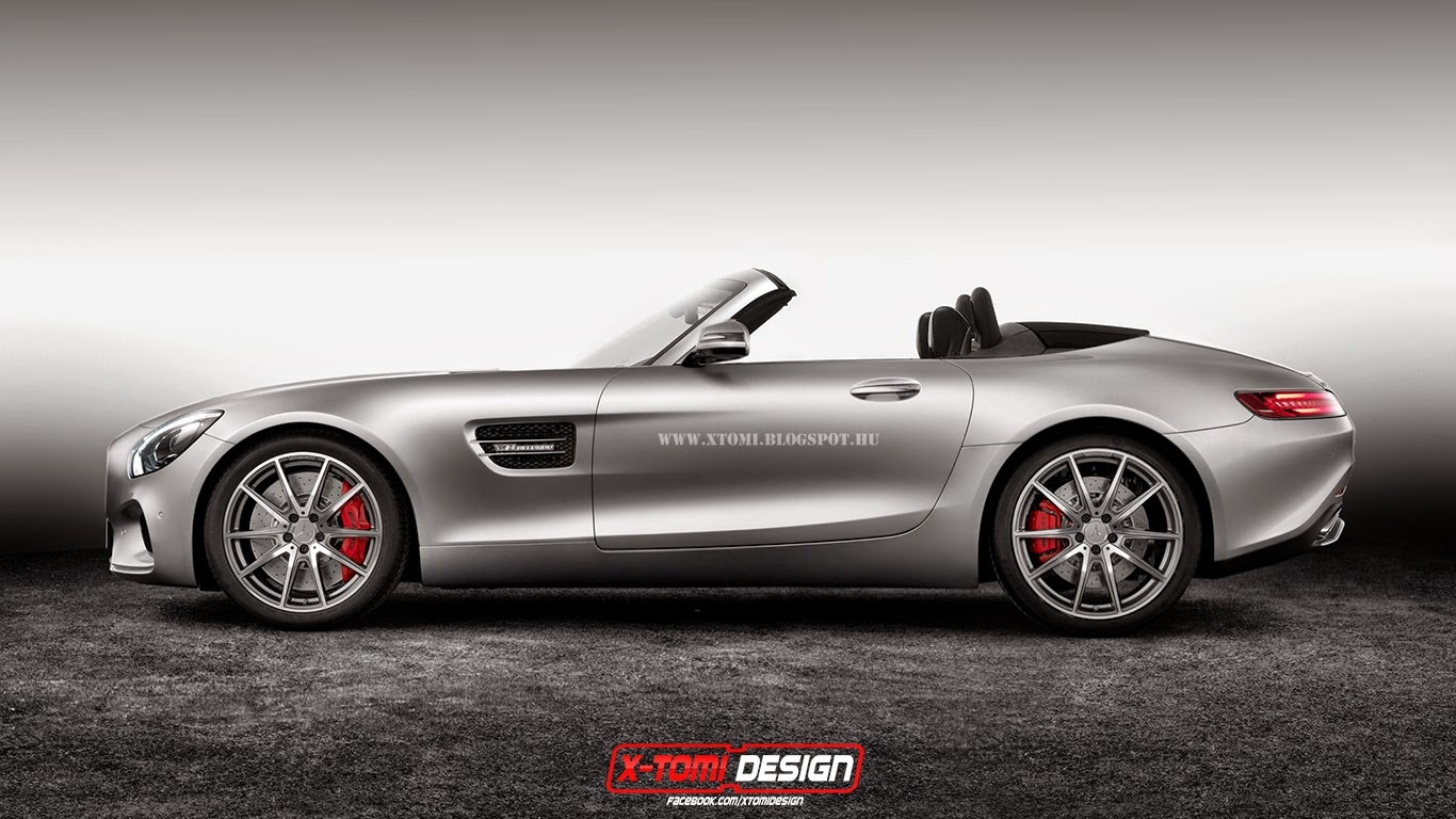 x tomi design mercedes benz amg gt cabrio. Black Bedroom Furniture Sets. Home Design Ideas