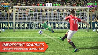 Final Kick : Online Football MOD v4.0 Apk (Unlimited Gold + Coins) Terbaru 2016 3