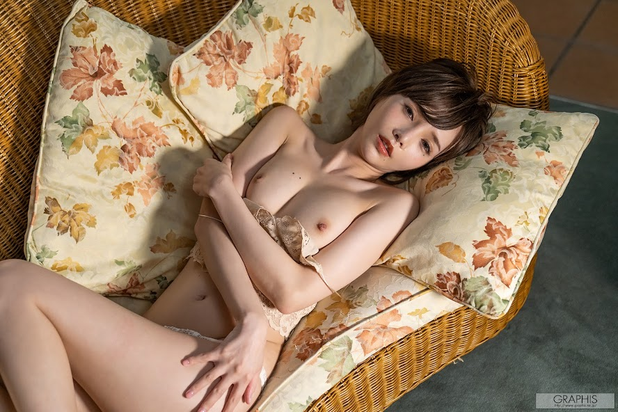 [Graphis] Gals - Riona Hirose 広瀬りおな Traverse de craie vol.6 graphis 09300