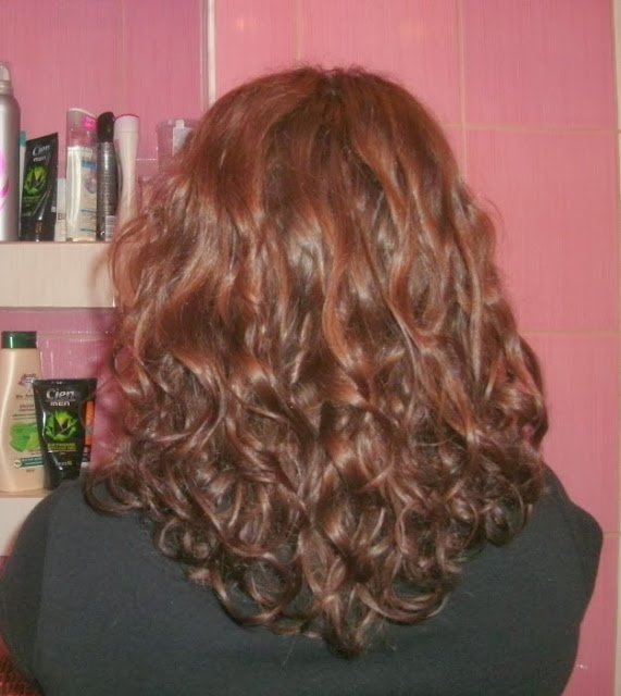 Włosy w styczniu 2014r.