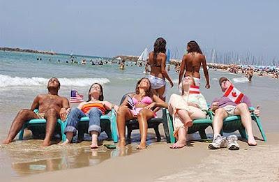 Israel tem segundo mês consecutivo de recorde de turistas