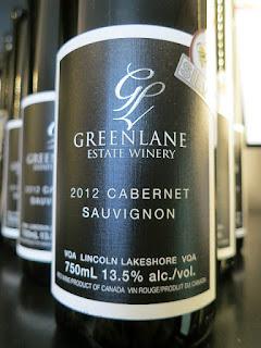 Greenlane Cabernet Sauvignon 2012 (90+ pts)